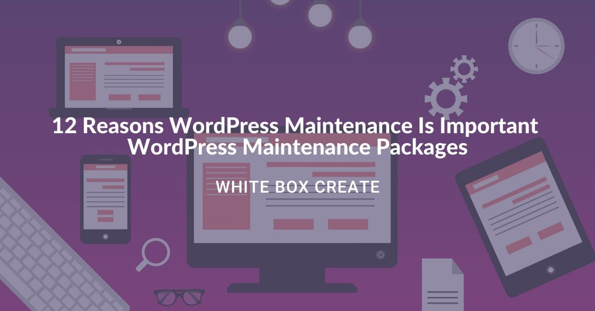 wordpress-maintenance-packages