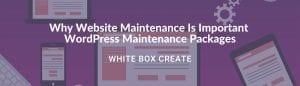 wordpress-maintenance-packages